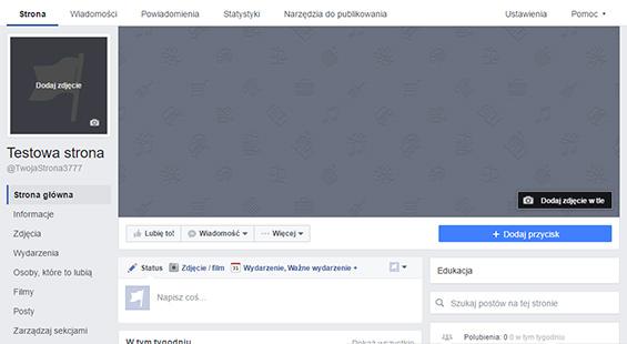 8fca1fd46b82d8 Jak założyć konto firmowe na Facebooku? – PixelPR